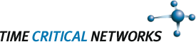Time Critical Networks Logo